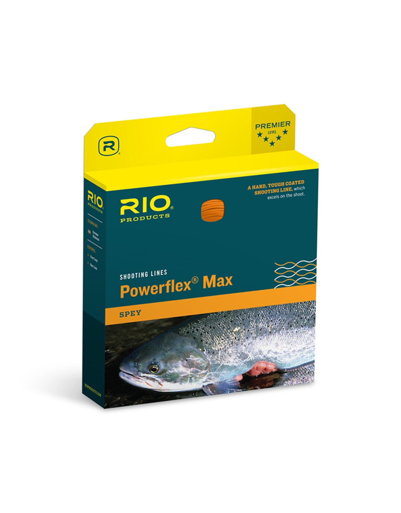 RIO Products Powerflex Max Shooting Line
