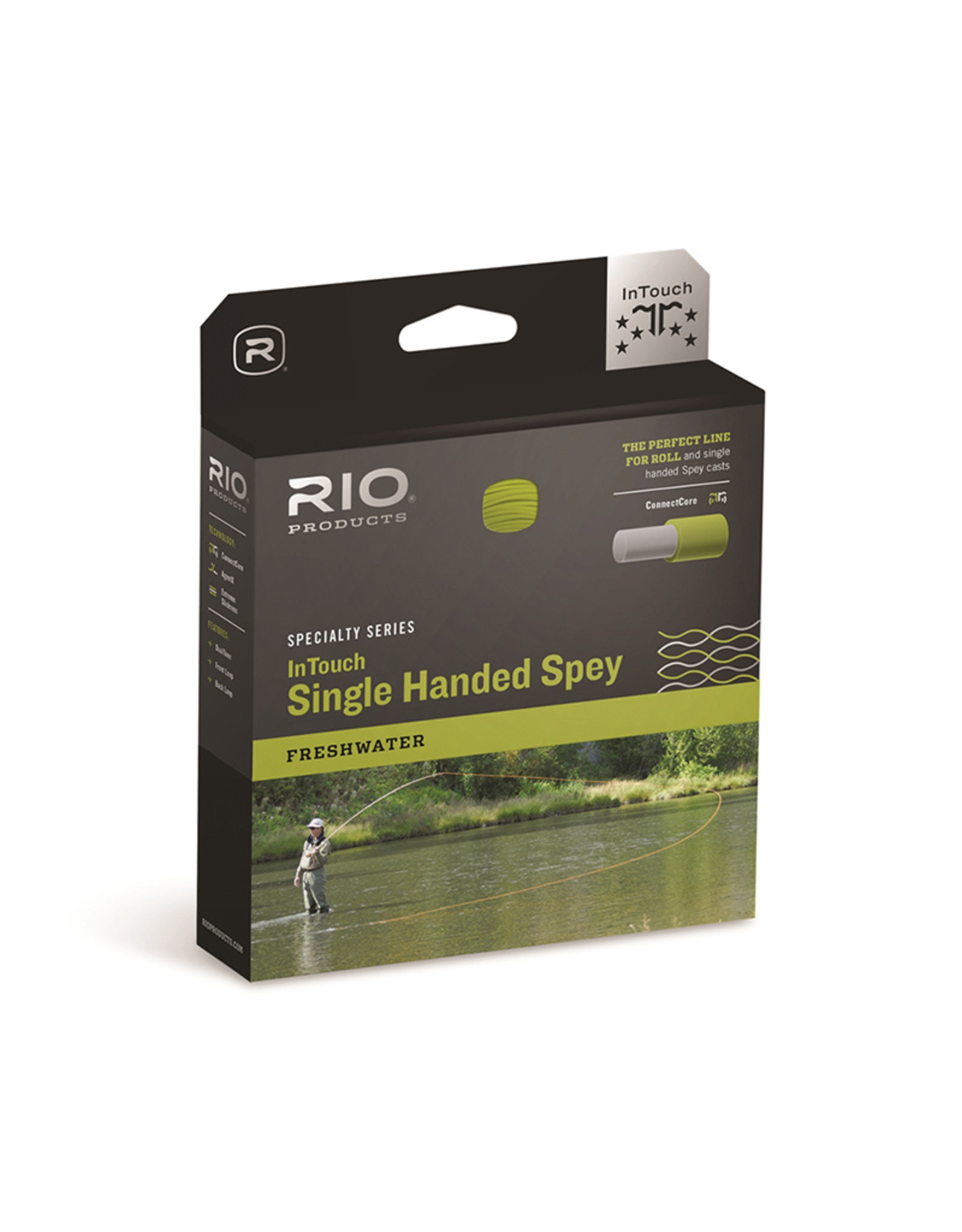 RIO Products InTouch Single Hand Spey 3D F/H/I