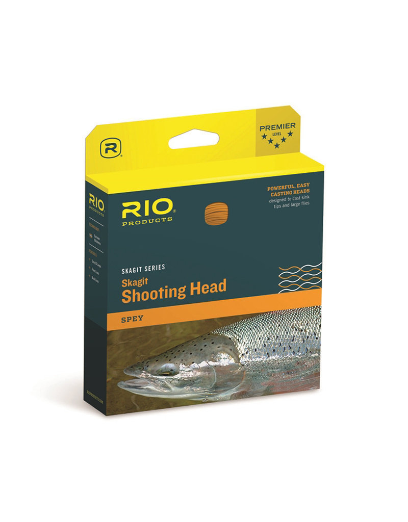 RIO Products Skagit Max Long Shooting Head
