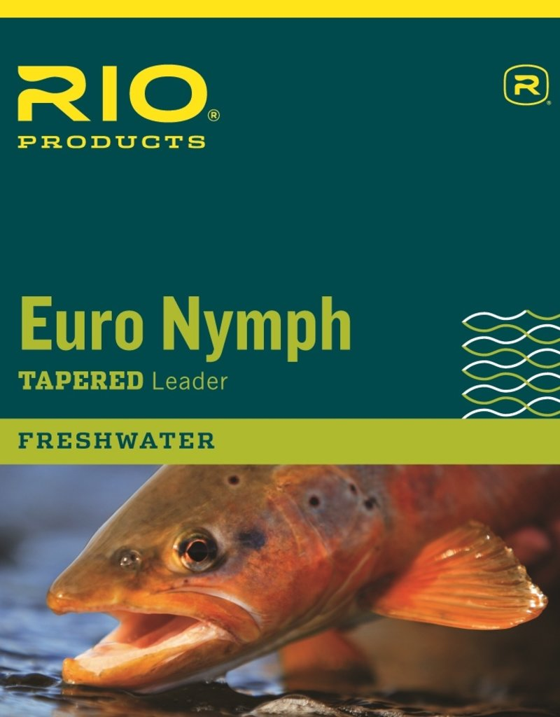 RIO Products Euro Nymph Leader