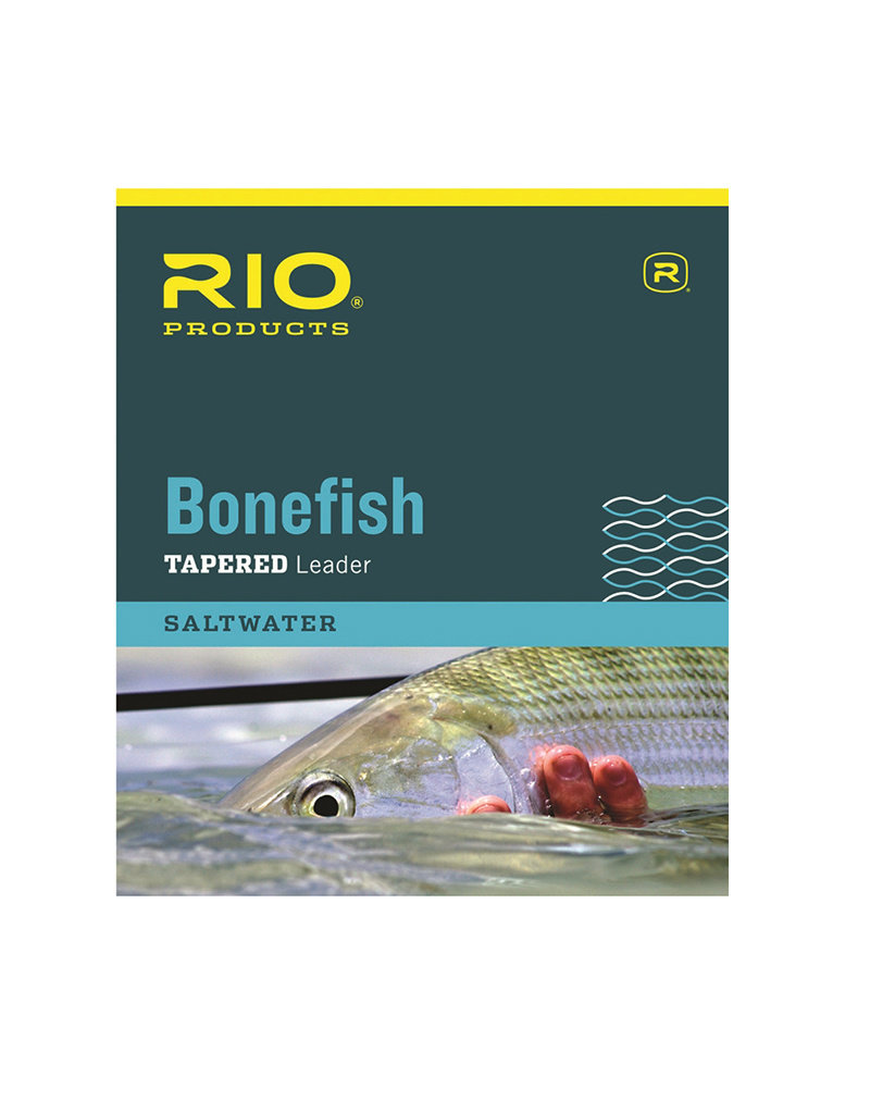 RIO Products Bonefish Leader: Single