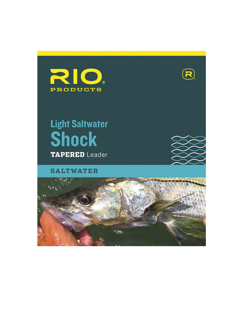 RIO Products Light Saltwater Shock Leader