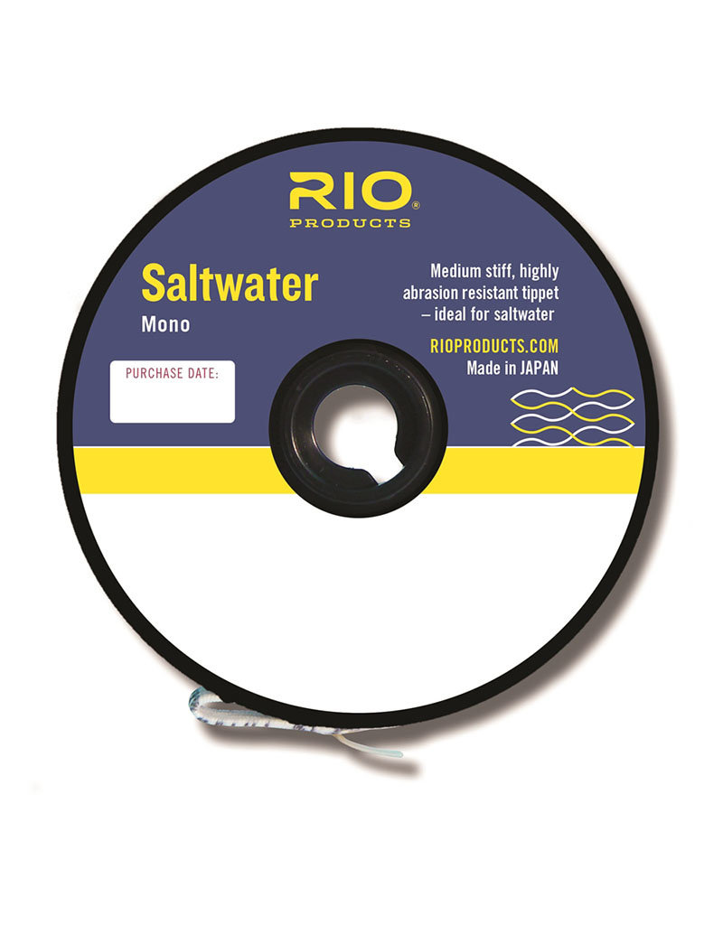 RIO Products Saltwater Mono Tippet