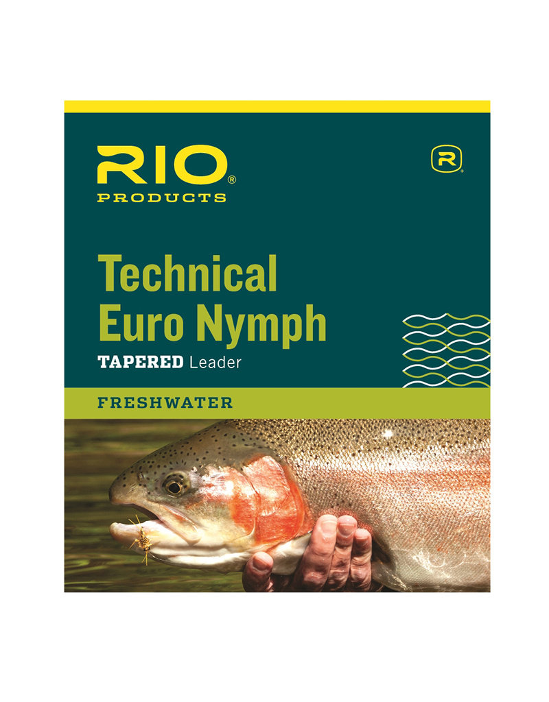 RIO Products Technical Euro Nymph Leader