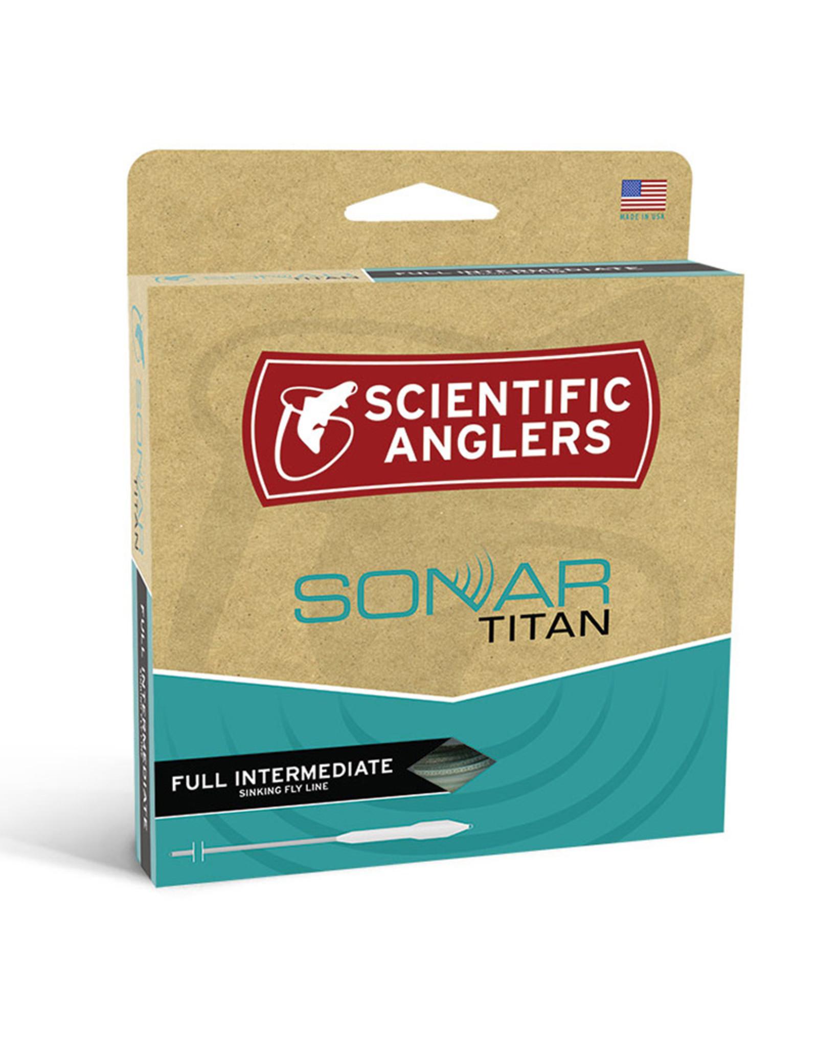 Scientific Anglers Sonar Titan Full Intermediate