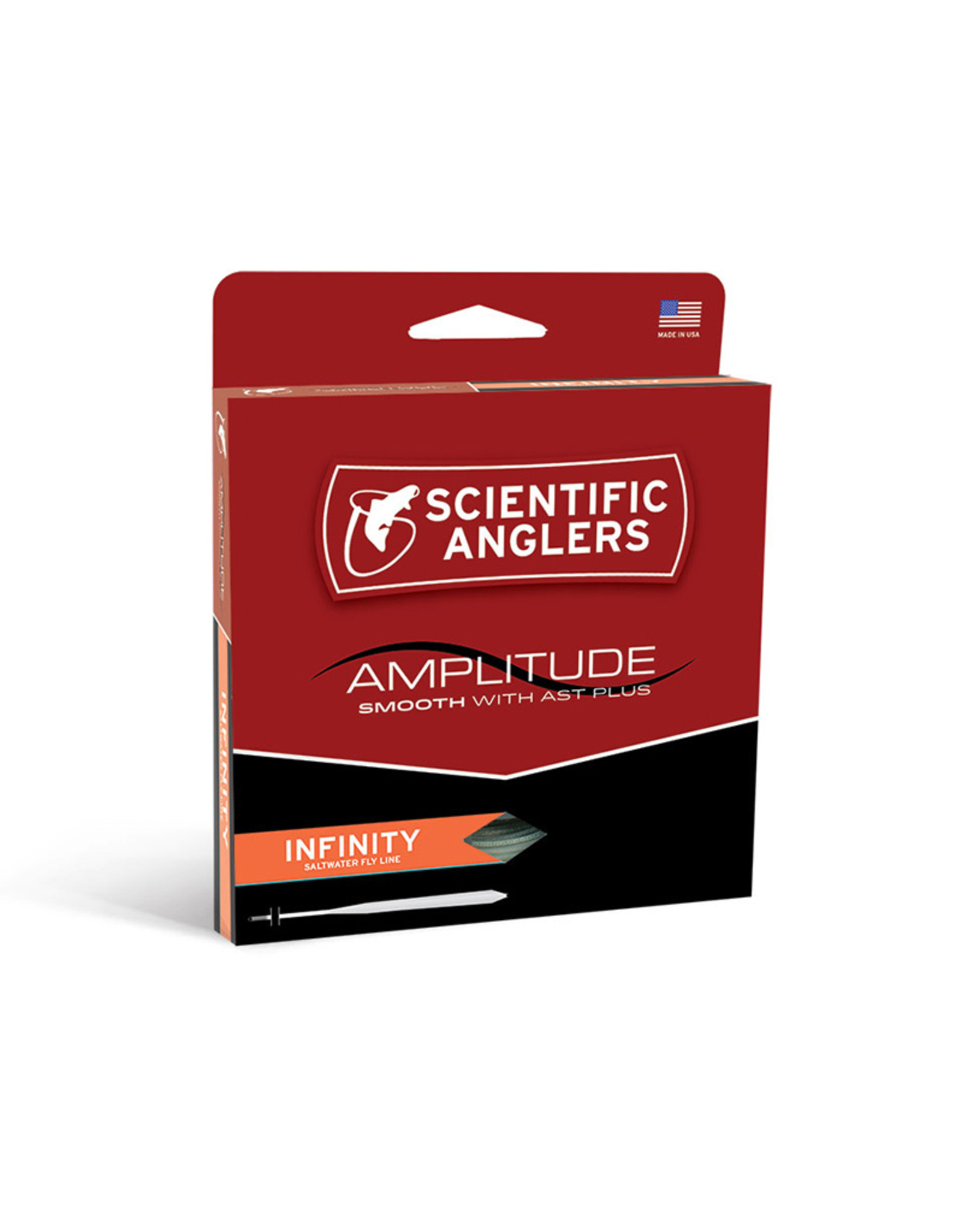 Scientific Anglers Amplitude Smooth: Infinity Salt