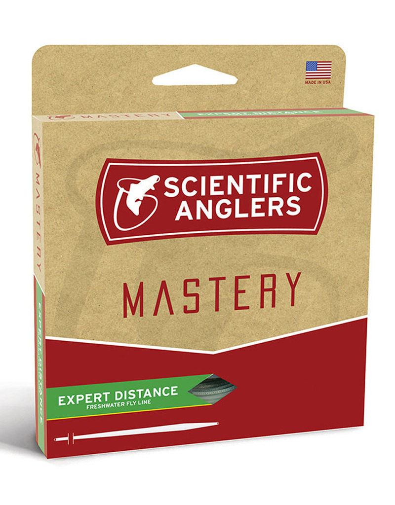 Scientific Anglers Mastery Expert Distance Taper
