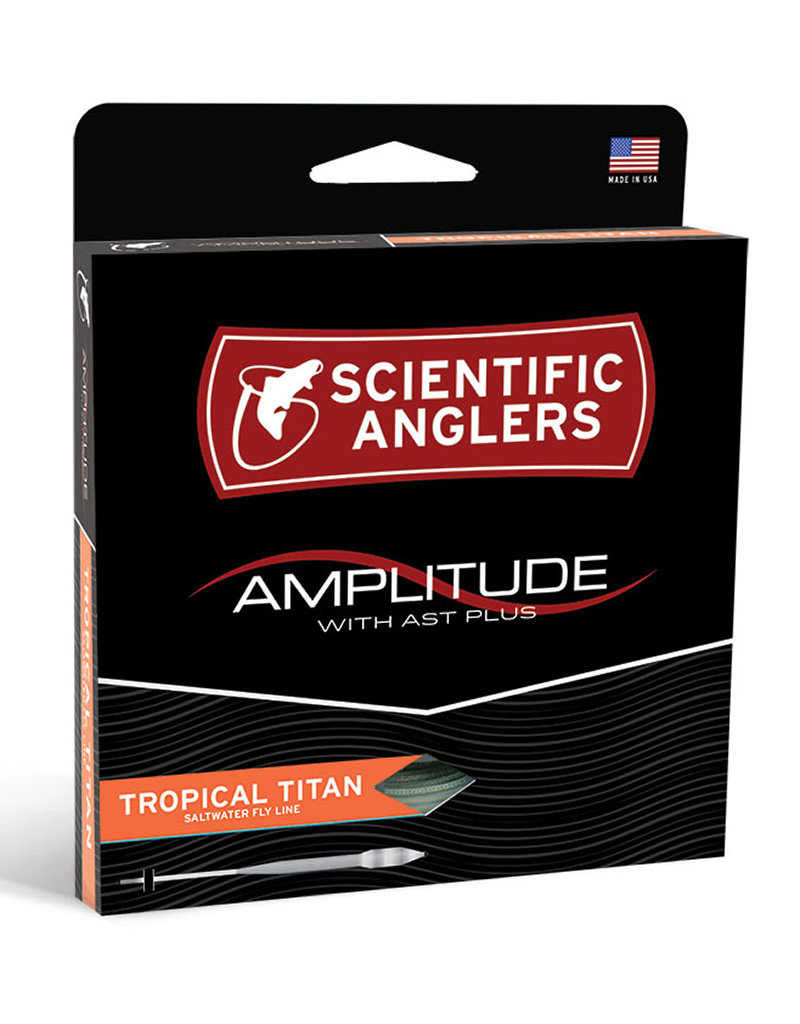 Scientific Anglers Amplitude Tropical Titan