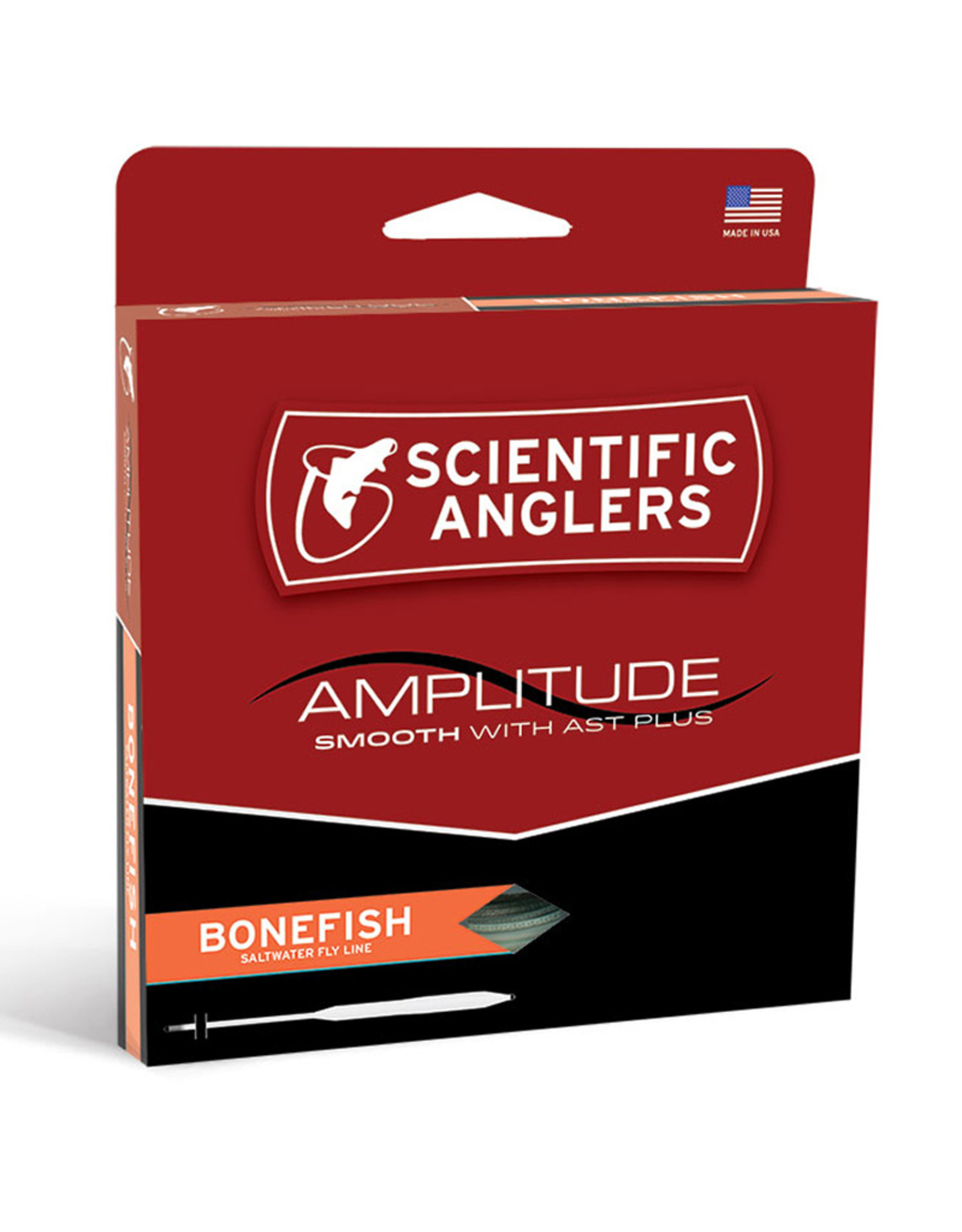 Scientific Anglers Amplitude Smooth: Bonefish