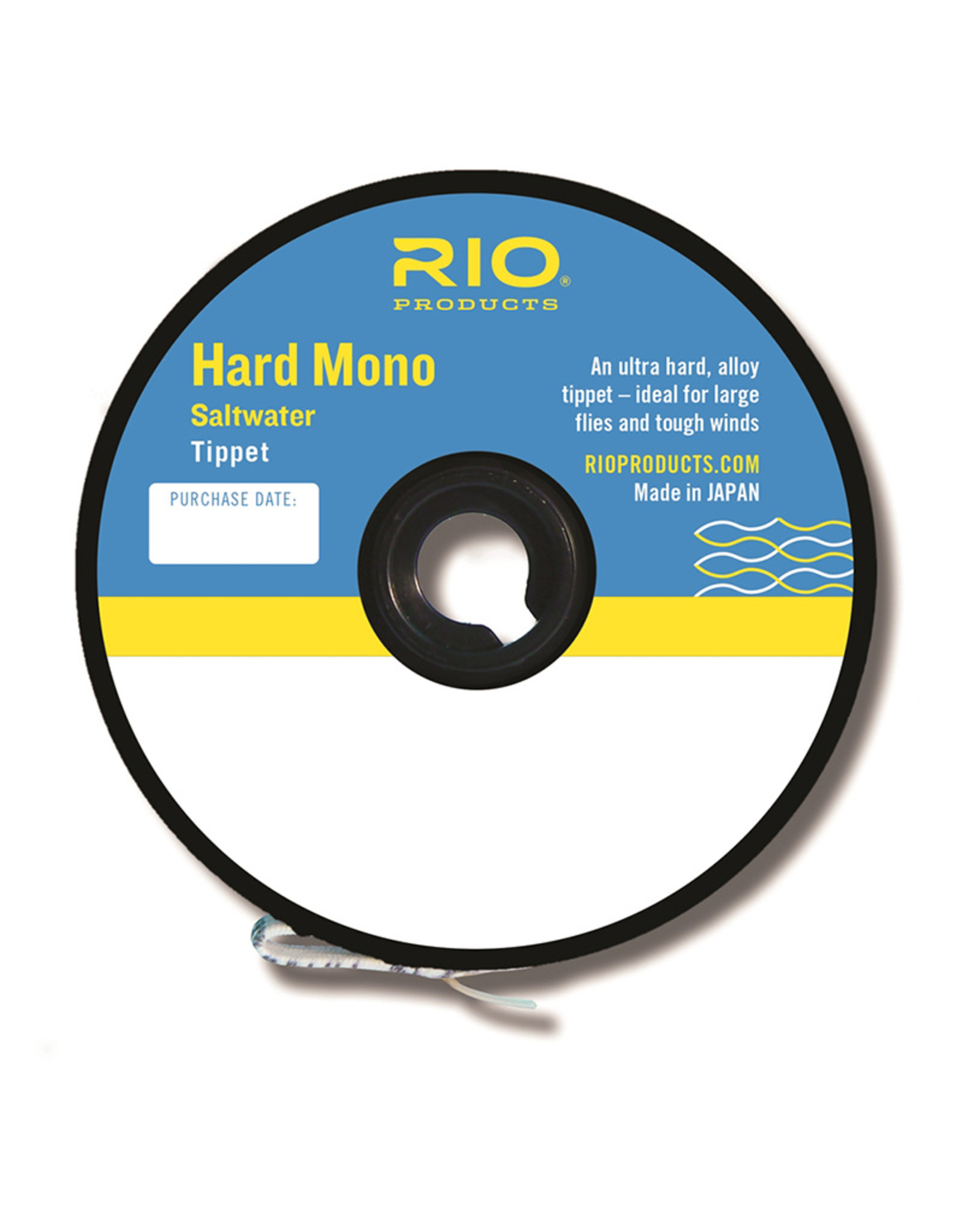 RIO Products Hard Mono Saltwater Tippet Guide Spool