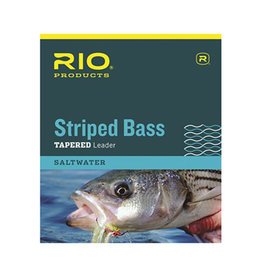 RIO Products Striped Bass 7ft Tapered Leader