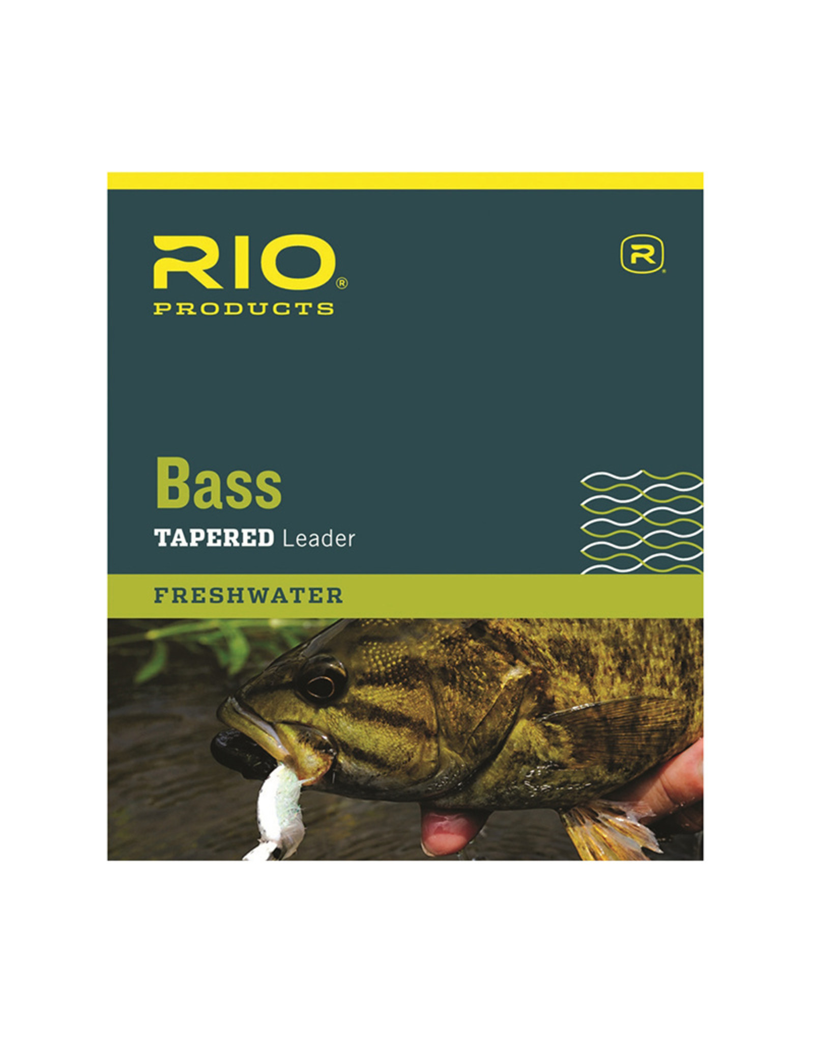 RIO Products Bass 9ft Leader