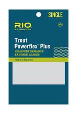 RIO Products Powerflex Plus 7.5ft Leader: Single