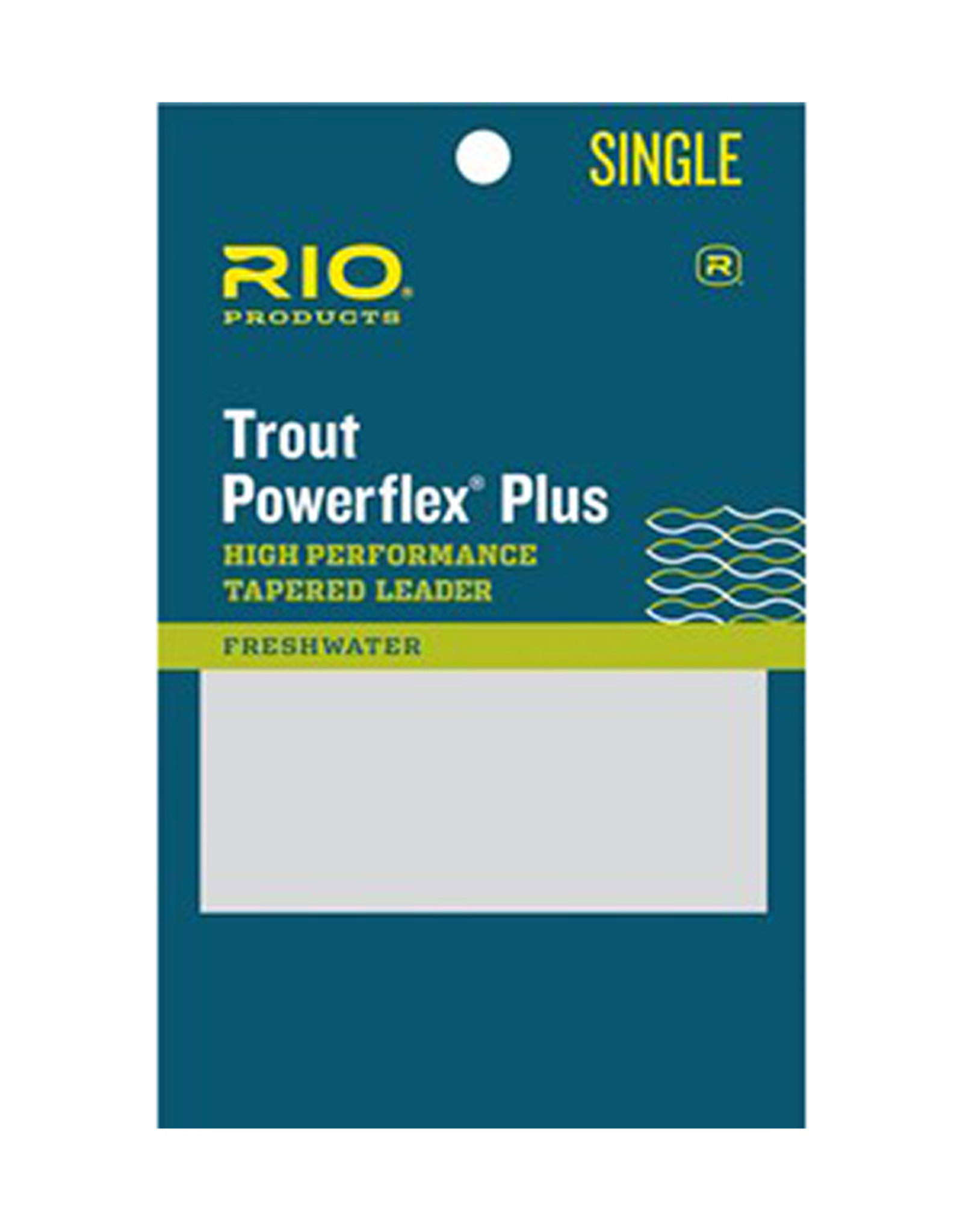 RIO Products Powerflex Plus 9ft Leader: Single
