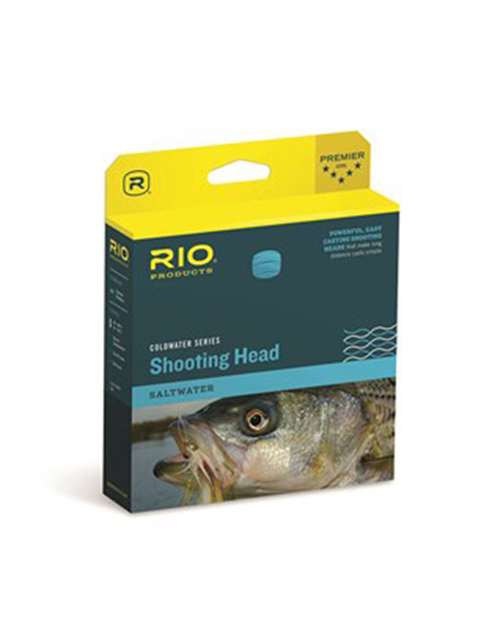 RIO Products OutBound Short Shooting Head S3