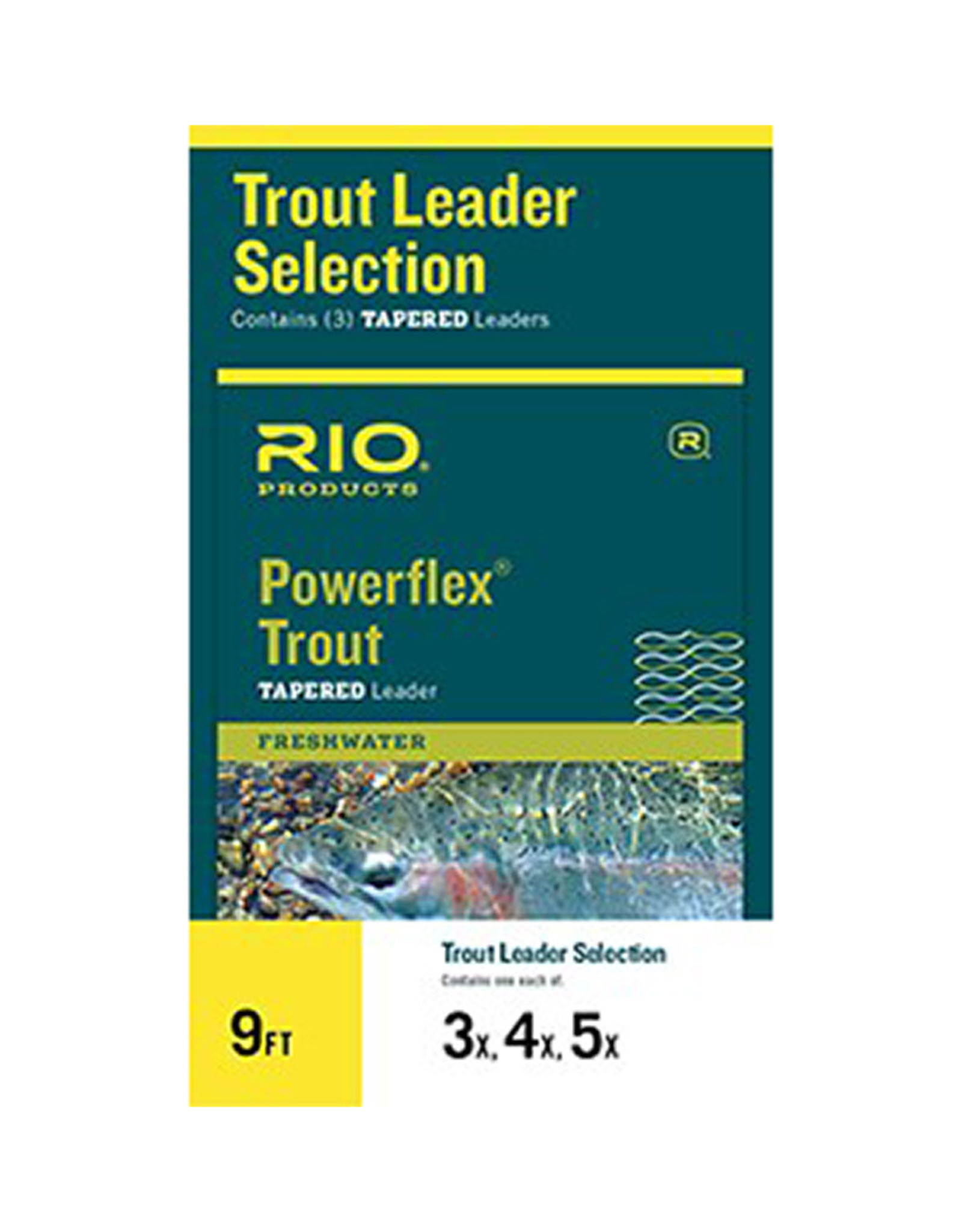 RIO Products Powerflex Trout 9ft Selection