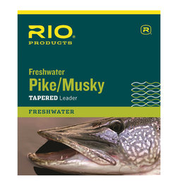 RIO Products Pike/Musky 7.5ft Leader (knottable wire)
