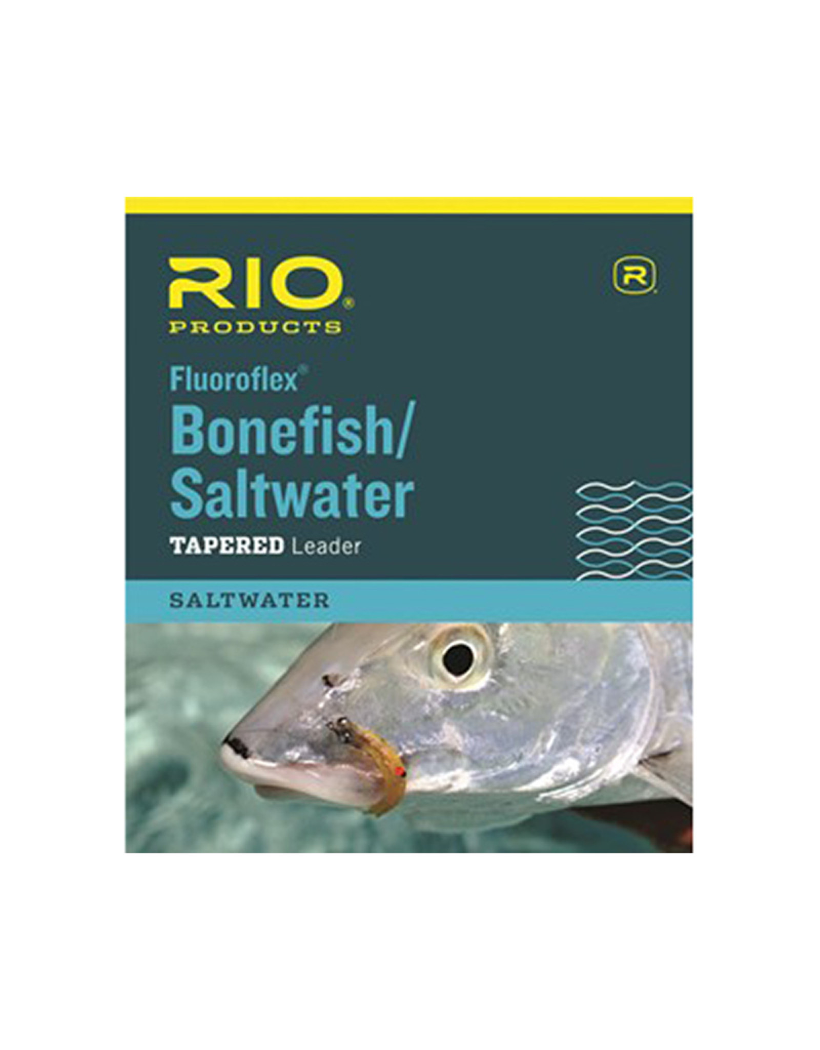 RIO Products Fluoroflex Bonefish/Saltwater 9ft Tapered Leader
