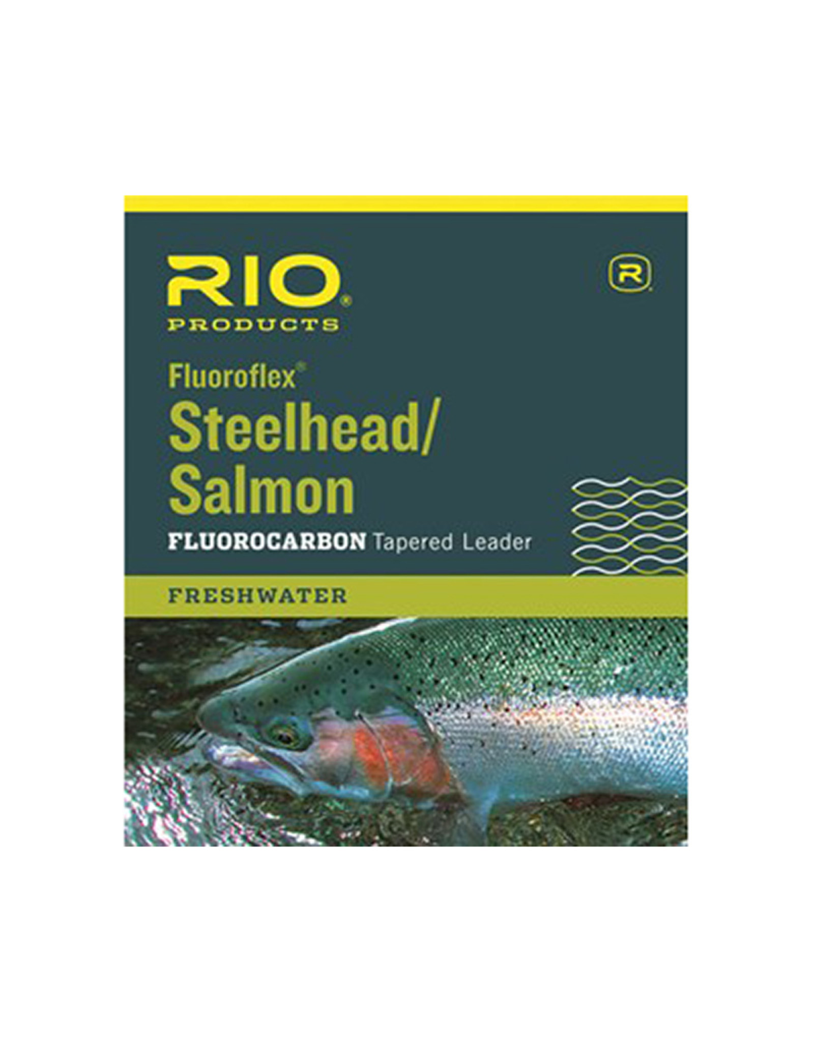 RIO Products Fluoroflex Steelhead/Salmon 9ft Leader