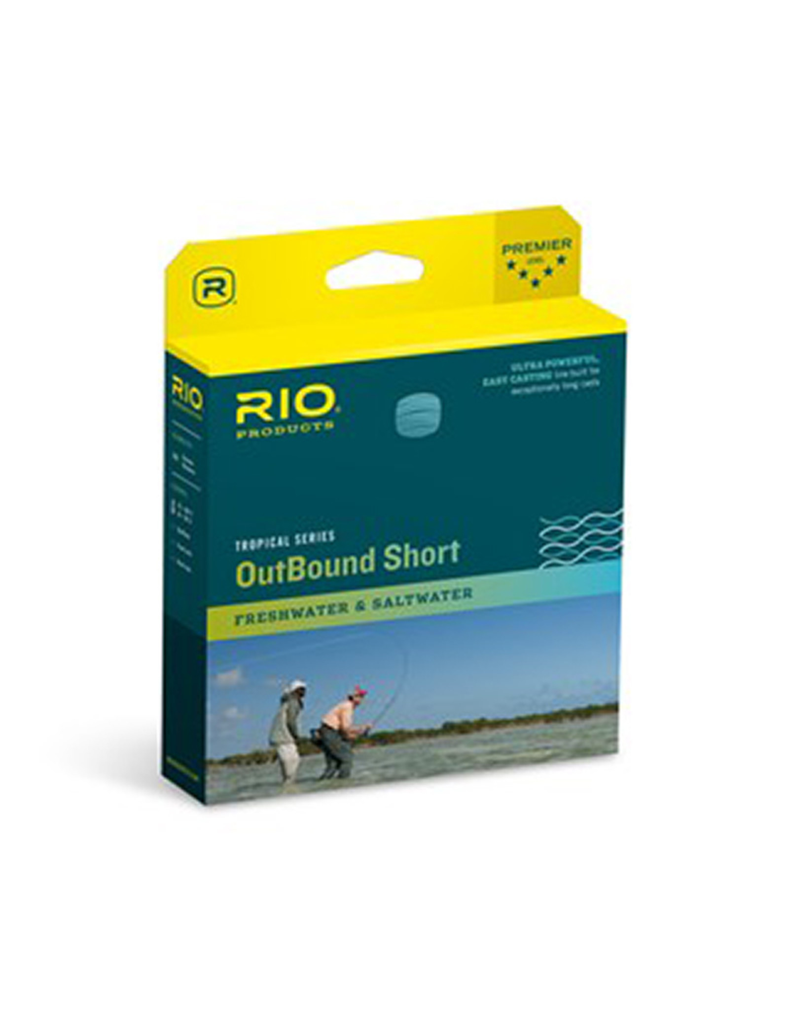 RIO Products Tropical OutBound Short F/I (30ft Intermediate Head)
