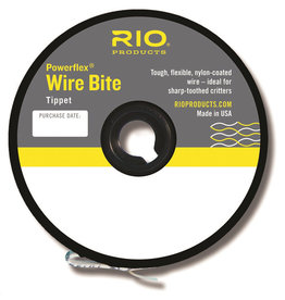 RIO Products Powerflex Wire Bite Tippet