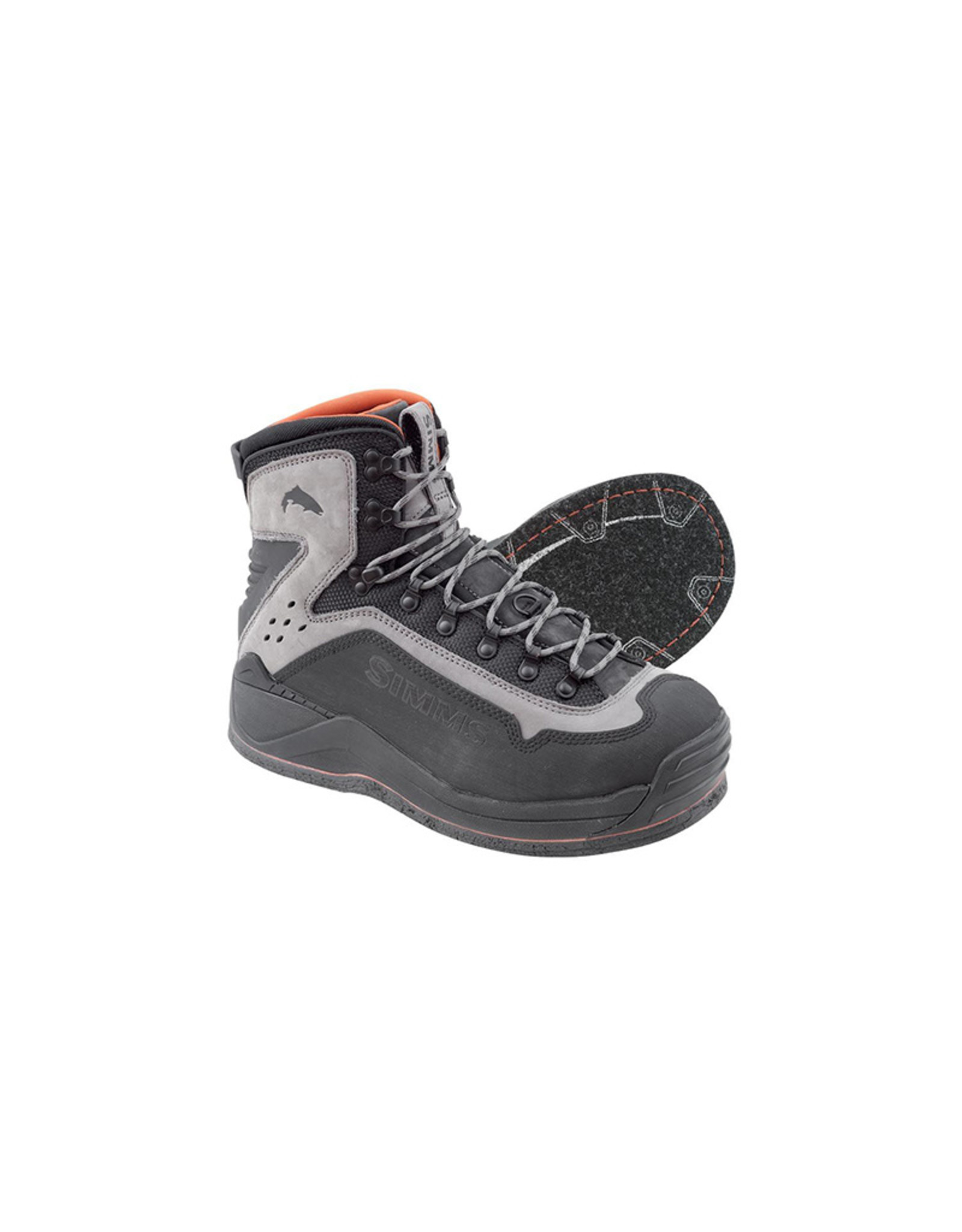 Simms G3 Guide Boot: Felt Sole
