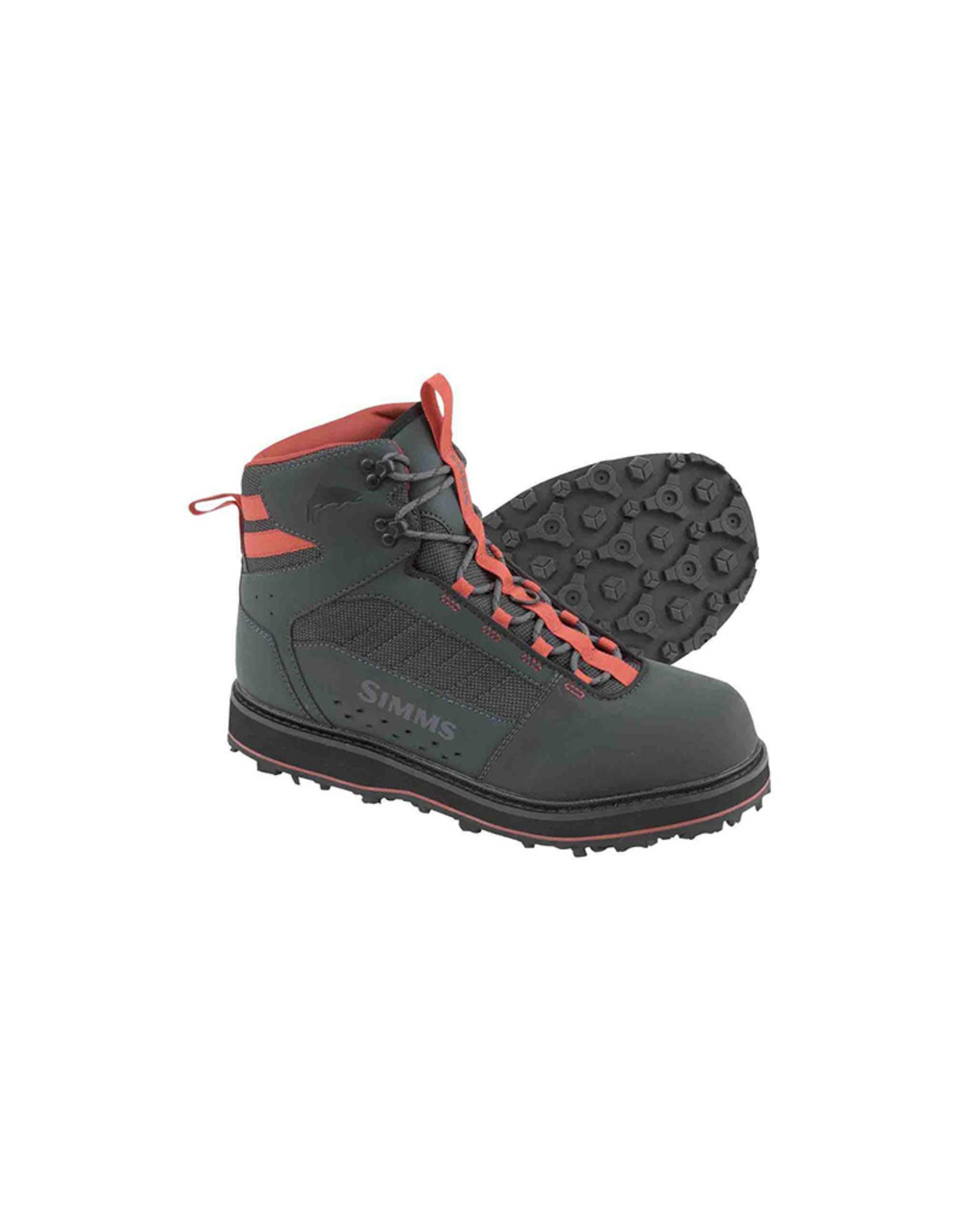 Simms Tributary Boot: Rubber Sole