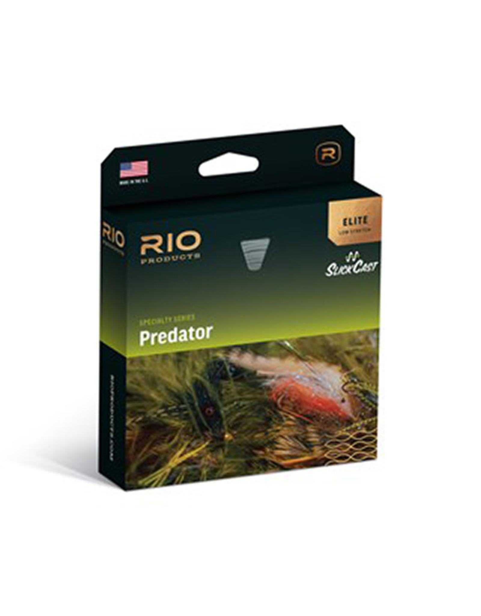 RIO Products Elite Predator F/S5/S7