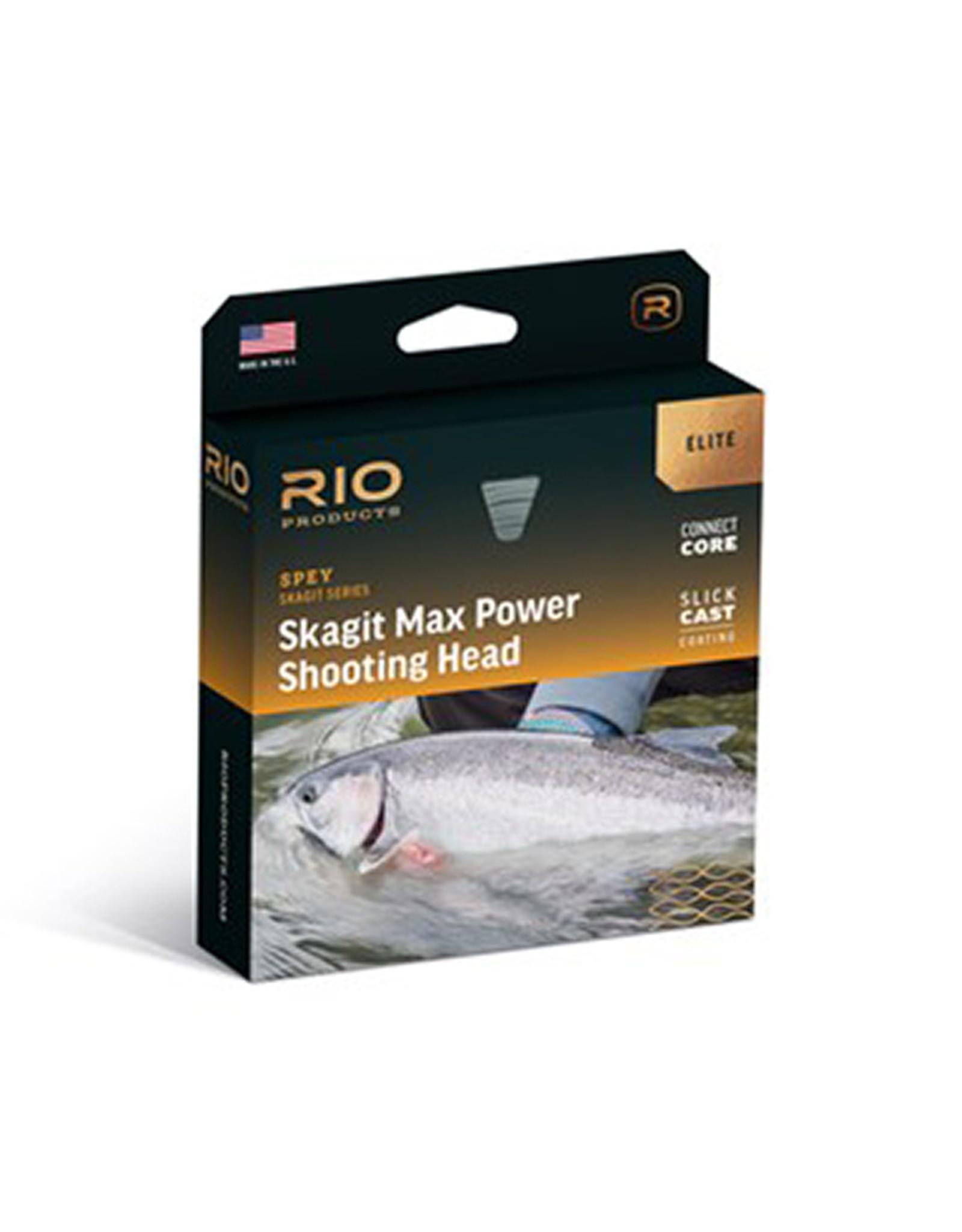 RIO Products Rio Elite Skagit Max Power