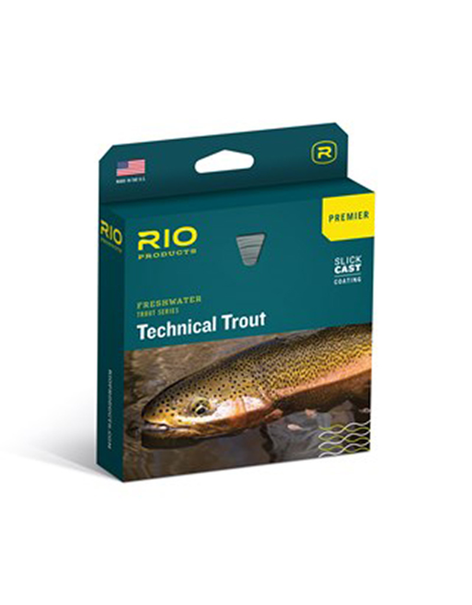 RIO Products Technical Trout DT
