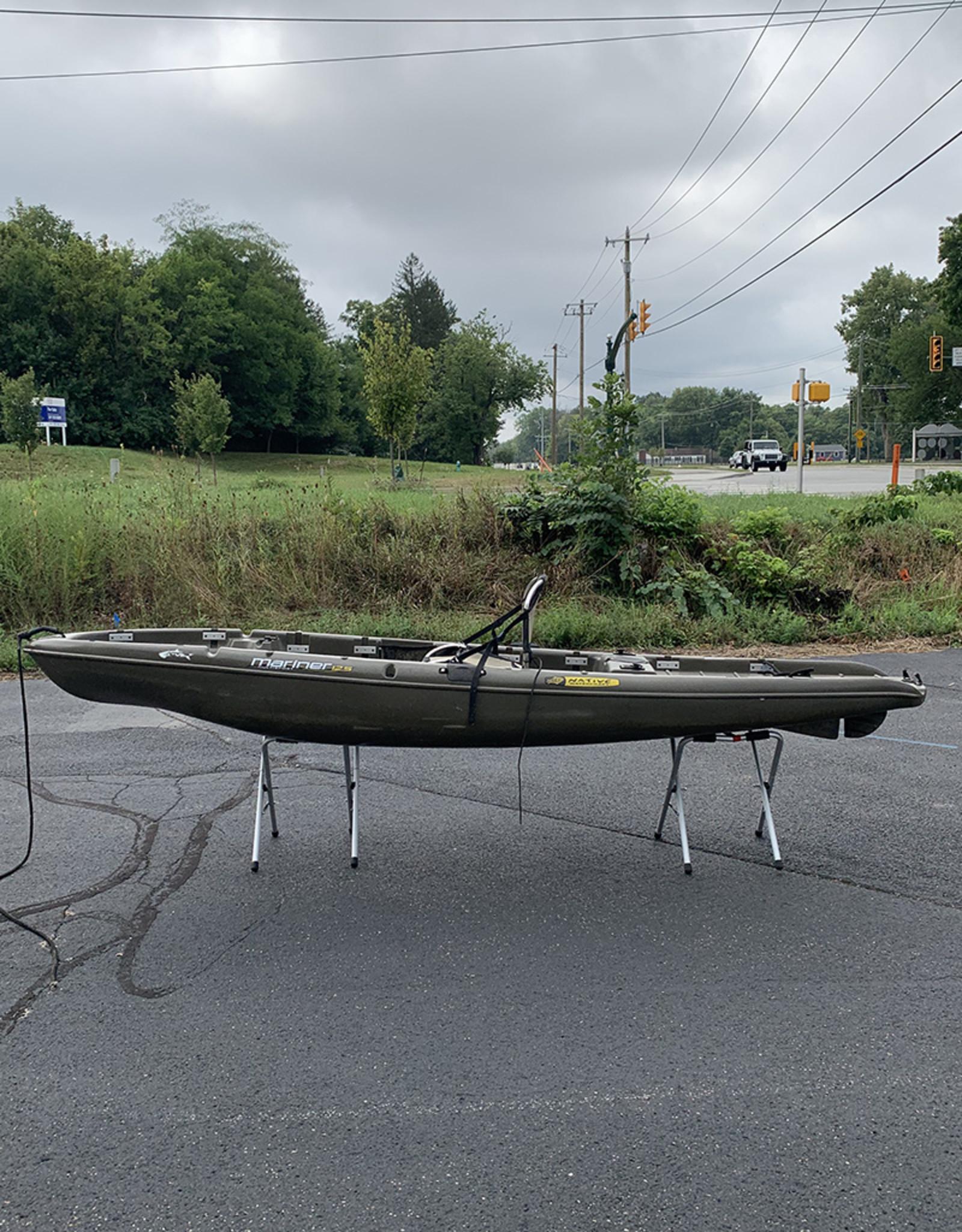 Native Watercraft Used Native Mariner 12.5