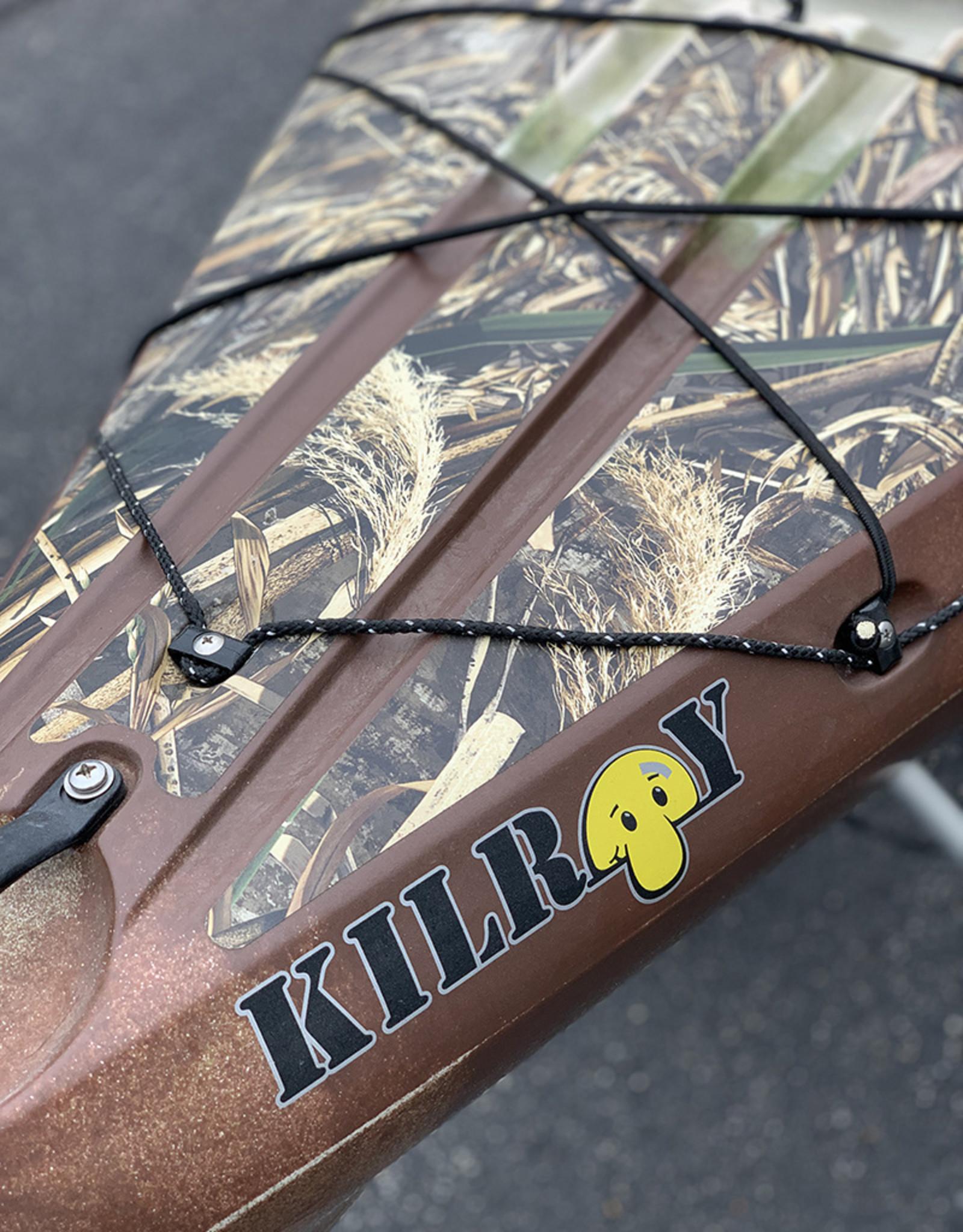 Jackson Kayak Used 2015 Kilroy Realtree Camo Edition