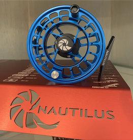 Nautilus X-Series Custom: Royal Blue Solid XL