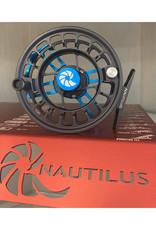Nautilus X-Series Custom: Turquoise Frame XL