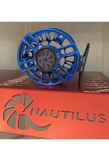 Nautilus X-Series Custom: Solid Blue XM