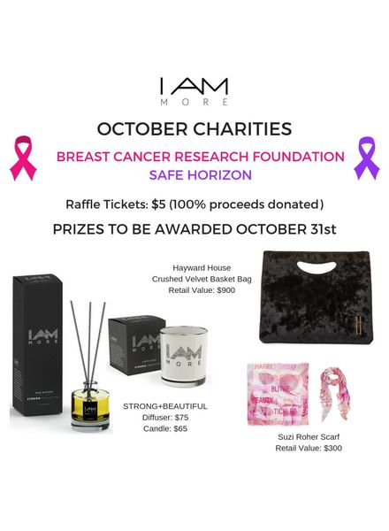Raffle Ticket - October Charities