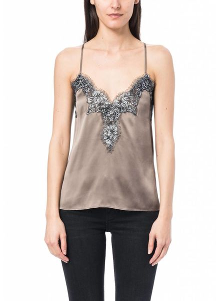 CAMI NYC The Gisele Pewter H18