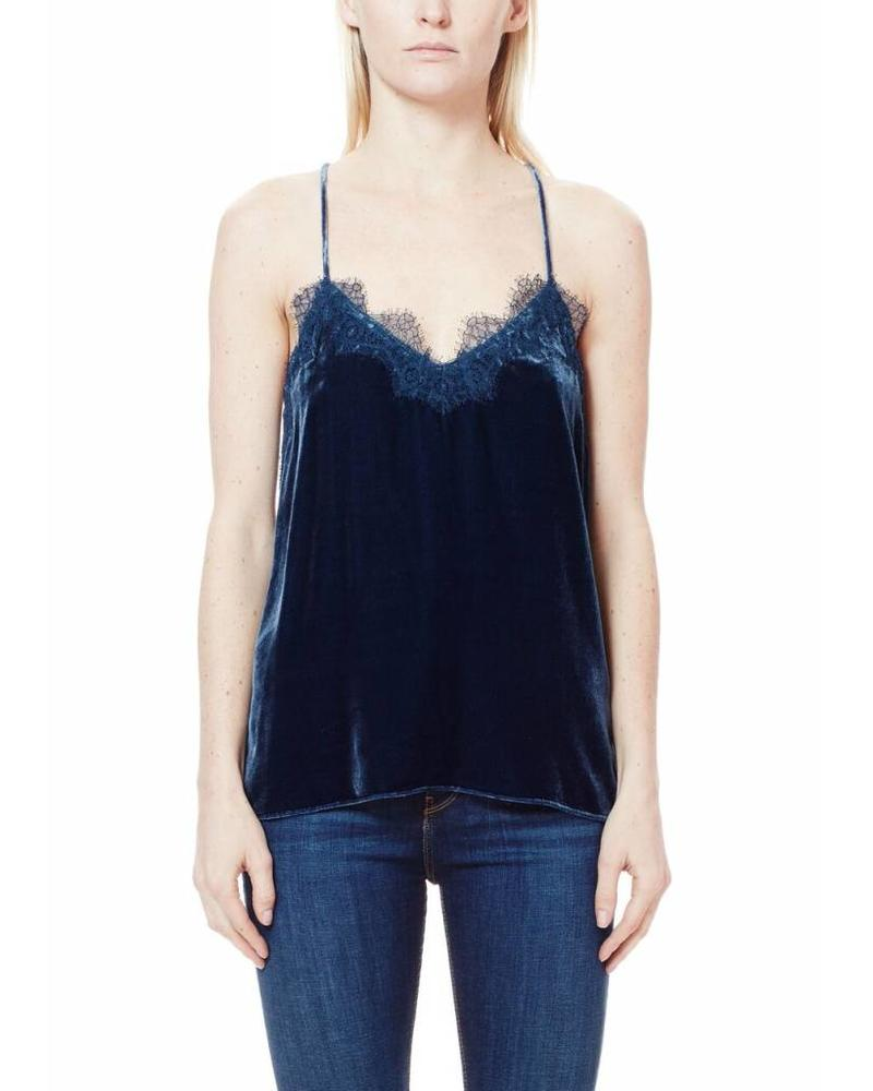 CAMI NYC The Racer Velvet Ink F18
