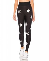 Ultracor Sprinter High Lux Knockout Legging Nero/Silver