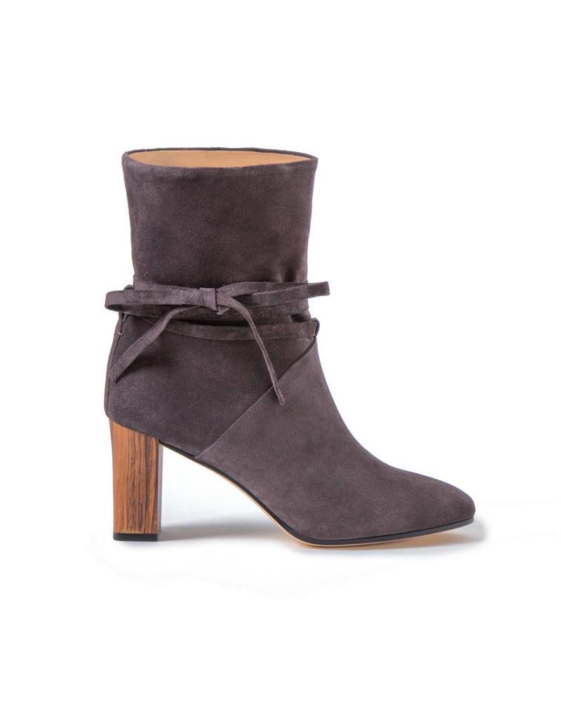 Sclarandis Silvia Tie Boot