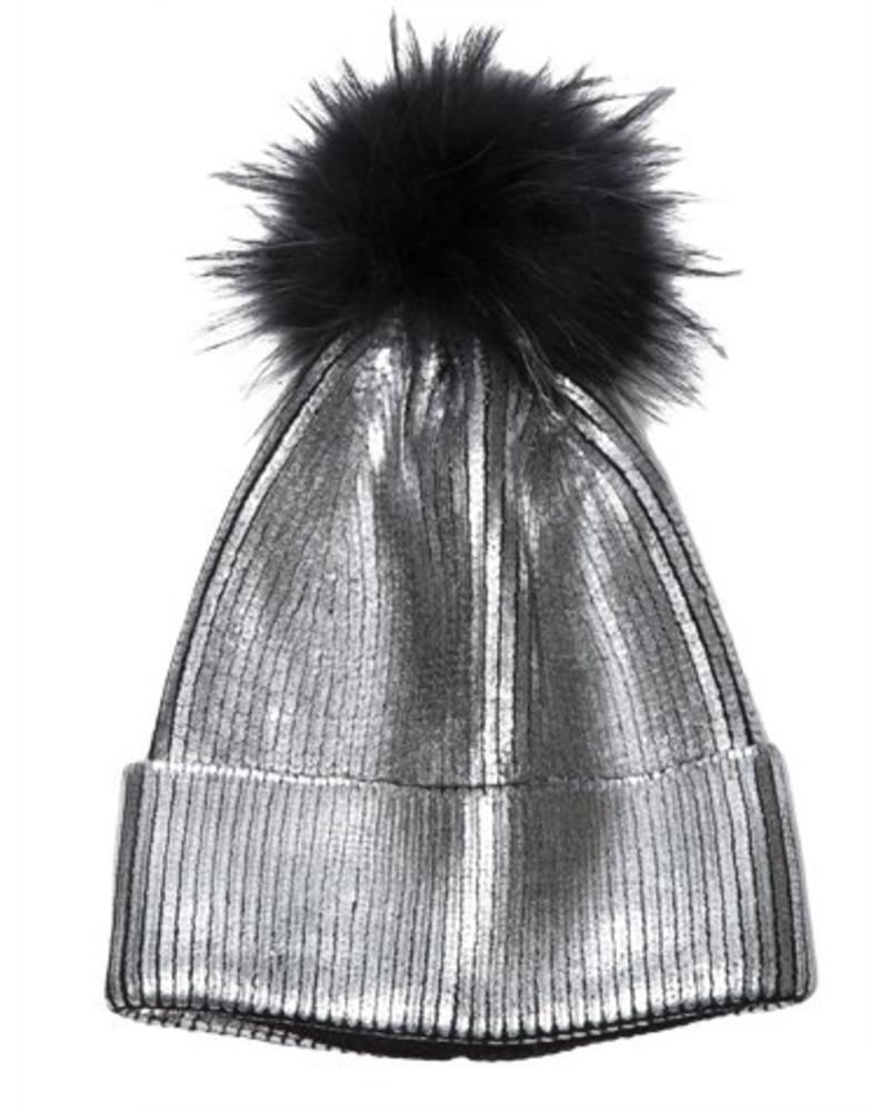 Glamourpuss NYC Painted Hat No Embellishments  GP873