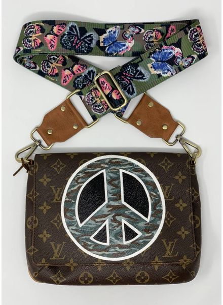 New Vintage Handbags Peace