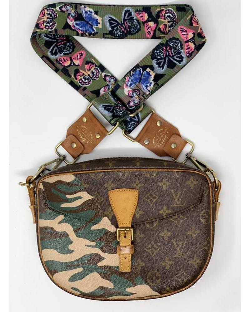 New Vintage Handbags Army Brat
