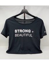 I AM MORE STRONG + BEAUTIFUL Tee