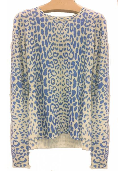 Brodie Leopard Sweat S19