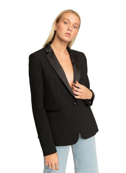 Valentina Shah Gaia Jacket Black S19