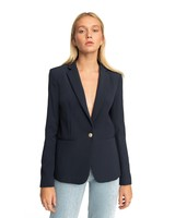Valentina Shah Gaia Jacket Blues S19