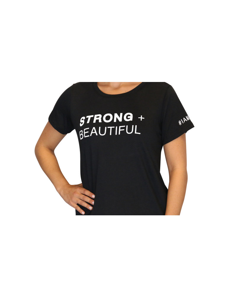 Strong + Beautiful Strong + Beautiful Tee