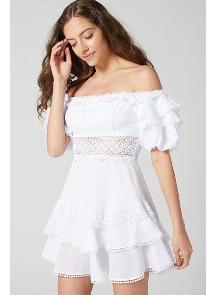 Charo Ruiz Short Dress Maral