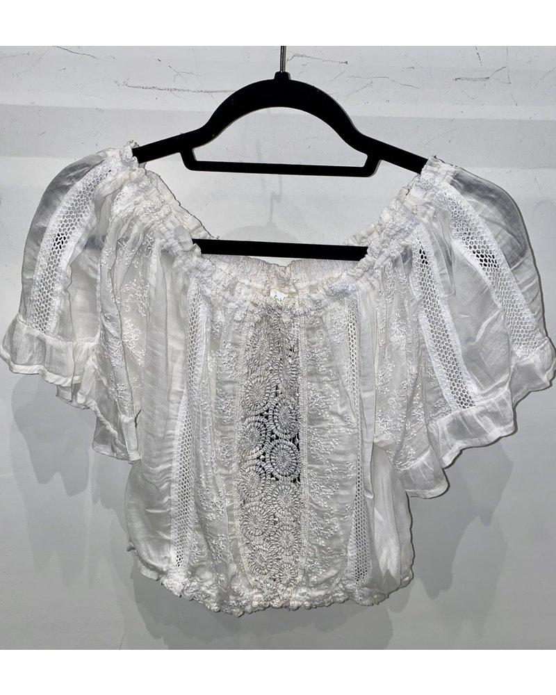 Sunday St Tropez LouLou Tes D Shirt R20